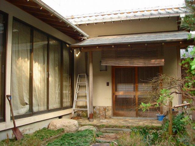 和風の住宅です