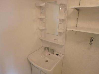 【独立洗面台】サンメゾン
