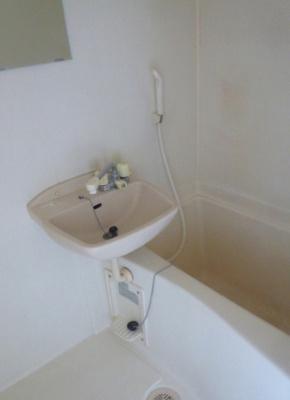 【浴室】野中ハイツ