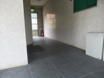 建物の内部です