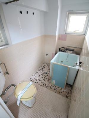 【浴室】三佳マンション