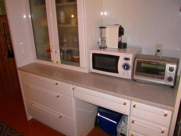 パントリー完備で、散らかりがちなキッチン回りもスッキリ収納(*^-^*)