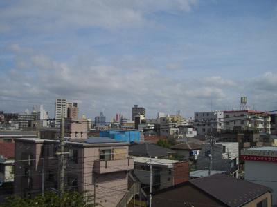 【展望】江古田サニーハイツ
