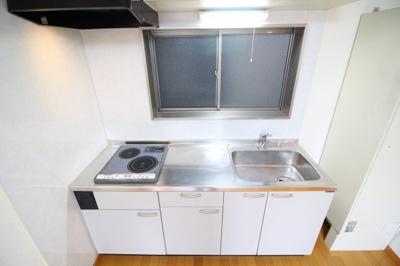 【キッチン】松野ハイツ
