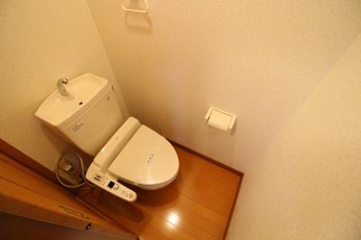 【トイレ】松野ハイツ