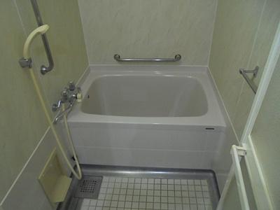 【浴室】オーリッツコート甲南山手