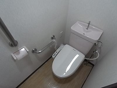 【トイレ】オーリッツコート甲南山手