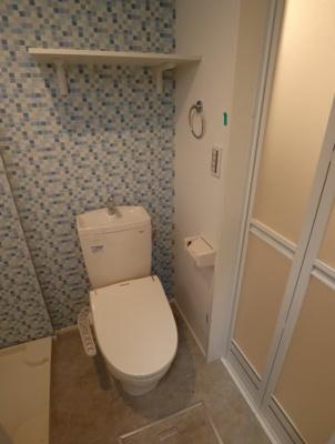 【トイレ】ハーモニーテラス南小岩