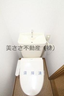 【トイレ】第2サンダファイブ