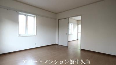【寝室】ハイツ・若草
