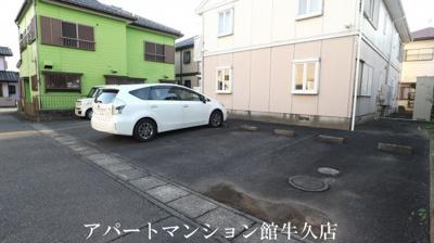 【駐車場】ハイツ・若草