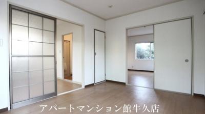 【居間・リビング】ハイツ・若草