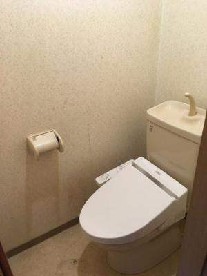【トイレ】ヴィラージュグリーン・菊水C