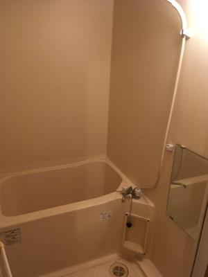 【浴室】ヴィラージュグリーン・菊水C