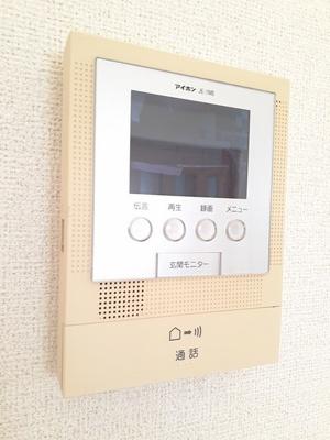 【セキュリティ】ベル フルール秋根Ⅰ番館