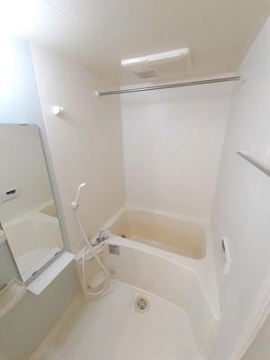 【浴室】ベル フルール秋根Ⅰ番館