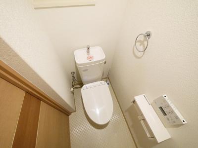 【トイレ】アンジュ咲かす