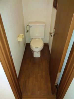 【トイレ】ホワイトハイツ 1F