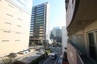 新大阪ビジネス街を望む展望!