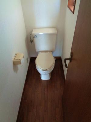 【トイレ】ホワイトハイツ 3F