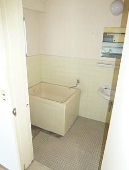 【浴室】第1山下ビル