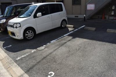 【駐車場】グランメール