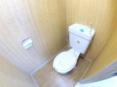 【トイレ】村上ハイツ