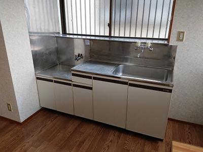【キッチン】ツインハイツ