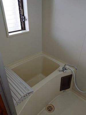 【浴室】ツインハイツ