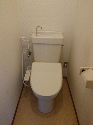 【トイレ】ツインハイツ