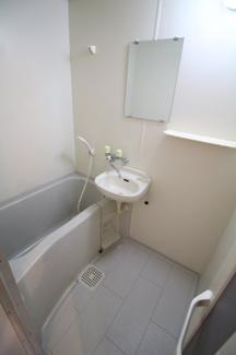 【浴室】フローラ六甲