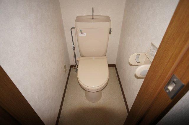 【トイレ】コーポフリージア