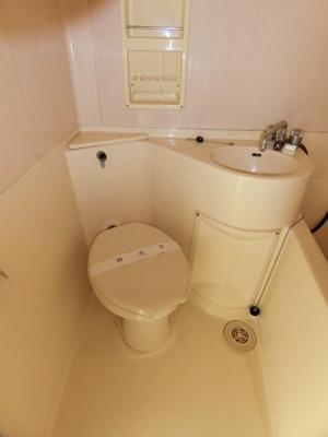 【トイレ】プラザドゥビアン