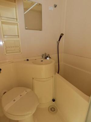 【浴室】プラザドゥビアン