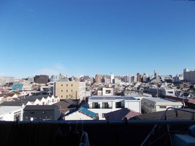 シーズクロノス新宿戸山の眺望☆