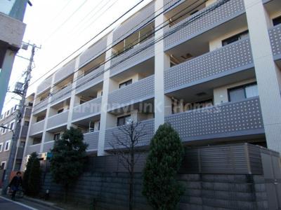 シーズクロノス新宿戸山の物件の外観です