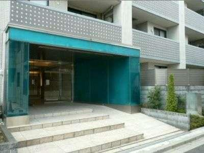シーズクロノス新宿戸山の建物の内部です