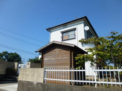 【外観】五十嵐三の町中古戸建