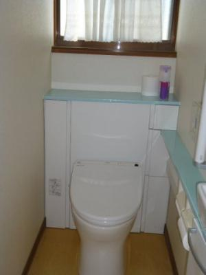 【トイレ】五十嵐三の町中古戸建