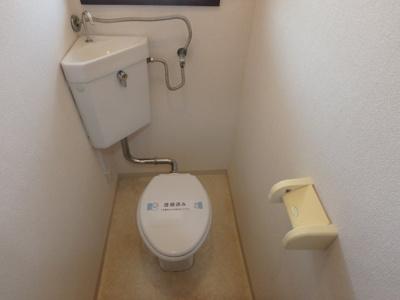 【トイレ】サイレンスハイム