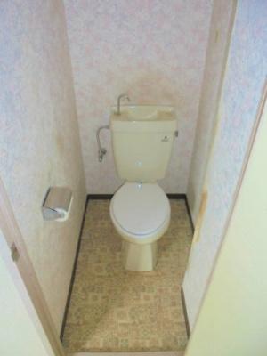 【トイレ】ハイムナカイ