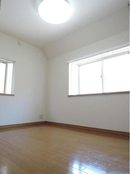 明るい角部屋