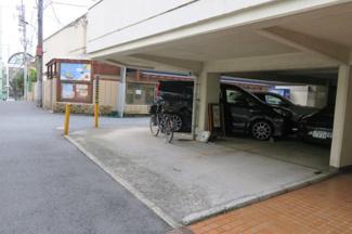 【外観】チェリーズ南青山駐車場