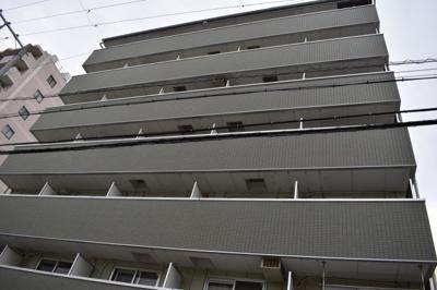【外観】ウィングコート東大阪