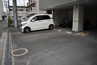 【駐車場】ウィングコート東大阪