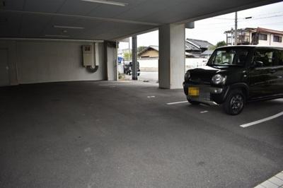 【駐車場】コージーコート