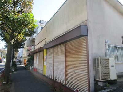 【外観】栗木2丁目貸店舗