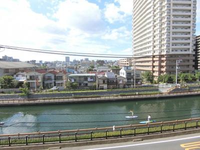 【展望】ザ・ウィンベル仙台堀川公園ガーデンウイング リ ノベーション済