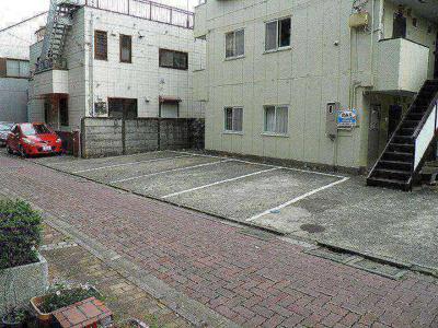 【駐車場】花森アパート