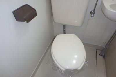 【トイレ】ハイツオオクボ